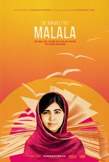 Ha Named me Malala.